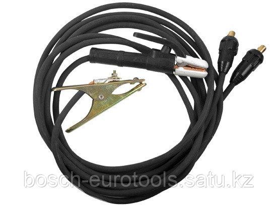 К-т  кабелей  5м, на 300А, (Germany type) 35-50/1*25