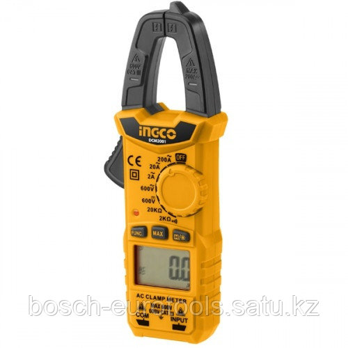 Мультиметр цифровой INGCO DCM2001