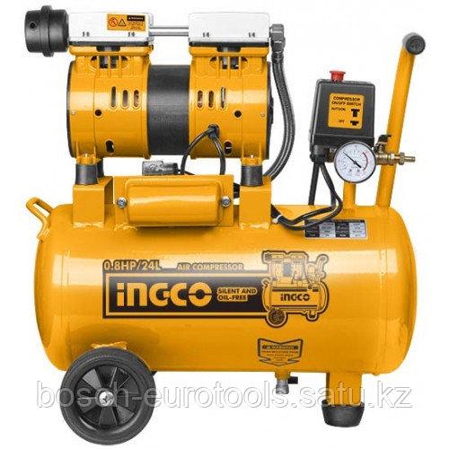 Безмасляный компрессор воздушный INGCO ACS175246