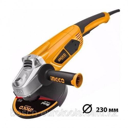 Угловая шлифовальная машина INGCO AG23508