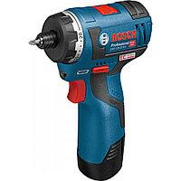 Bosch GSR 10.8 V-EC HX Professional (2.0 Ah x 2. L-BOXX)