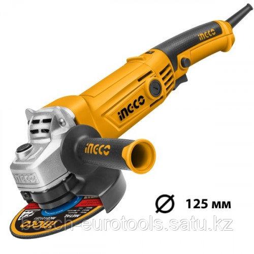 Угловая шлифовальная машина INGCO AG10108-5
