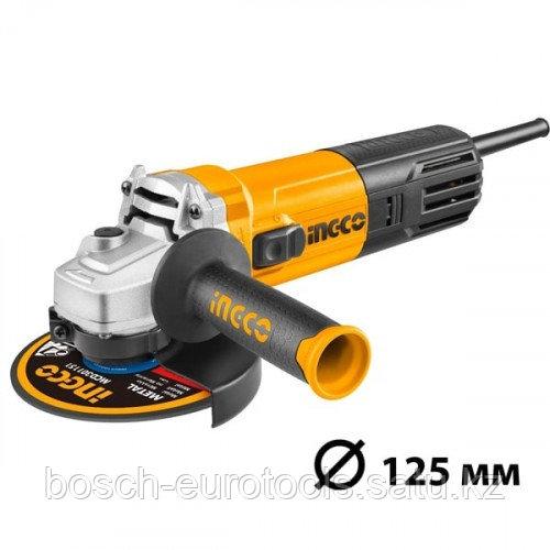 Угловая шлифовальная машина 125 мм INGCO AG8503815