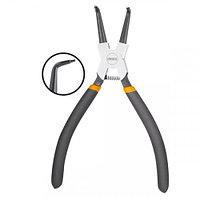 Щипцы для внутренних стопорных колец изогнутые INGCO HCCP011752
