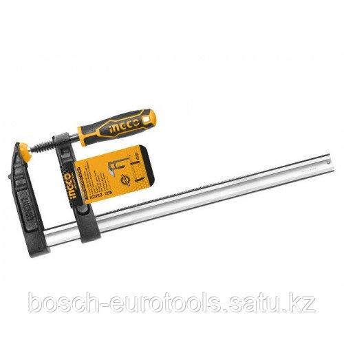Струбцина столярная 140х1200мм INGCO HFC021401 INDUSTRIAL