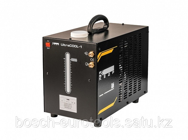 Блок жидкостного охлаждения КЕДР UltraCOOL-1 (220 В, 8,5 л/мин, 3 кг/см2, 15 кг)