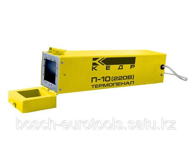 Термопенал КЕДР П-10 (220В, 150°C, загрузка 10кг)