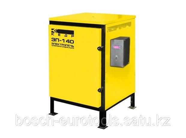 Электропечь КЕДР ЭП-140 с цифровой индикацией (380В, 400°C, загрузка 140кг)