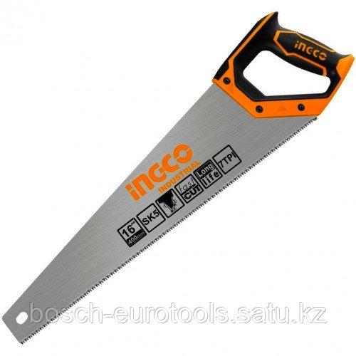 Ножовка по дереву 550 мм INGCO HHAS28550
