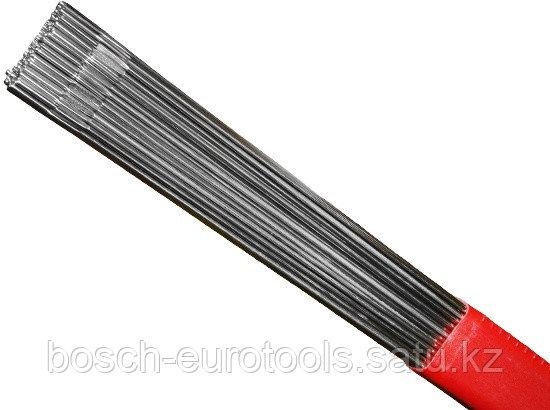 Прутки нержавеющие КЕДР TIG ER-308LSi Ø 4,0 мм (1000 мм пачка 5 кг)