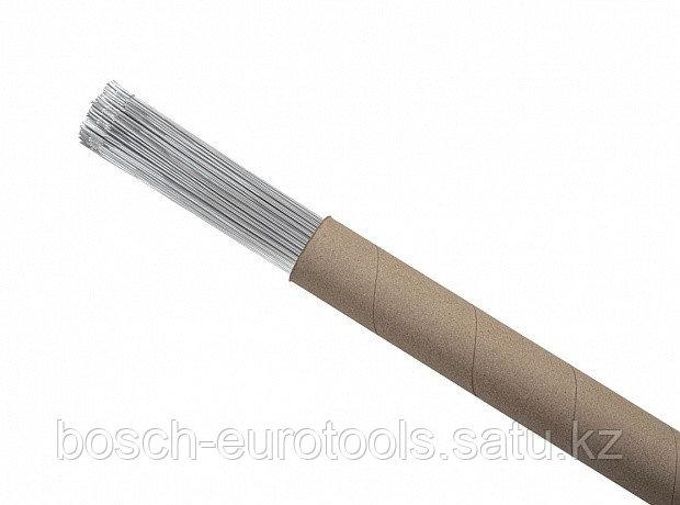 Прутки алюминиевые КЕДР TIG ER-4043 AlSi5 Ø 2,4 мм (1000 мм пачка 2 кг)