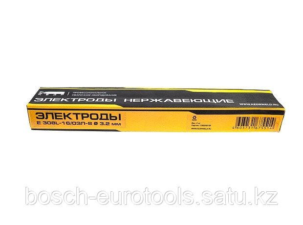 Электроды КЕДР E 308L-16 / ОЗЛ-8 Ø 3,2 мм пачка 2 кг