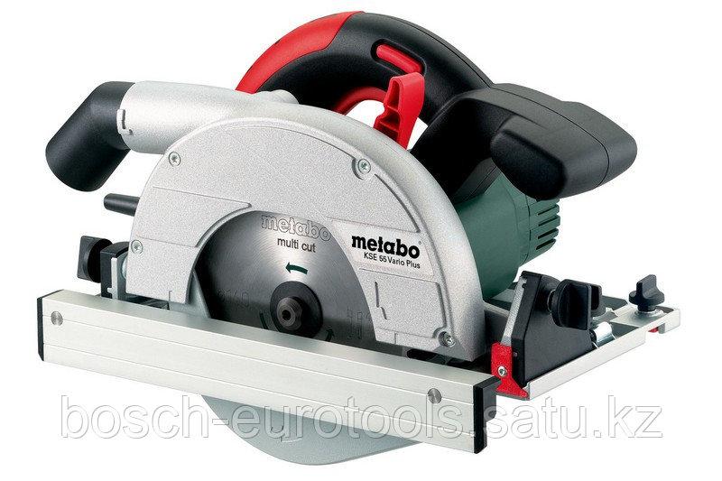 Metabo KSE 55 Vario Plus Ручная дисковая пила