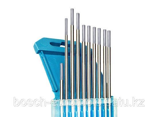 Электроды вольфрамовые КЕДР ВЦ-20-175 Ø 2,4 мм (серый) AC/DC