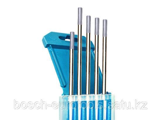 Электроды вольфрамовые КЕДР ВЦ-20-175 Ø 4,0 мм (серый) AC/DC