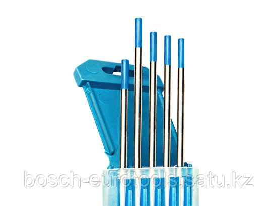 Электроды вольфрамовые КЕДР ВЛ-20-175 Ø 4,0 мм (синий) AC/DC