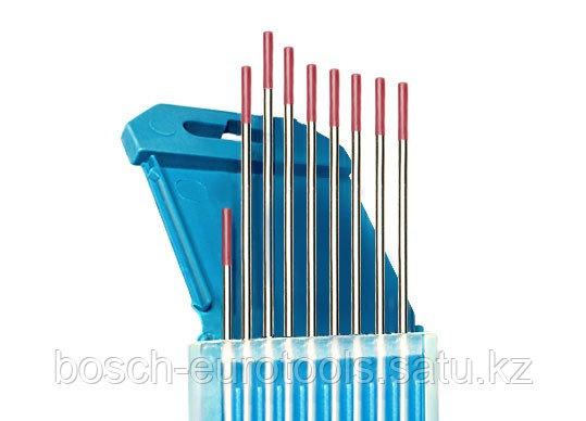 Электроды вольфрамовые КЕДР ВТ-20-175 Ø 1,6 мм (красный) DC