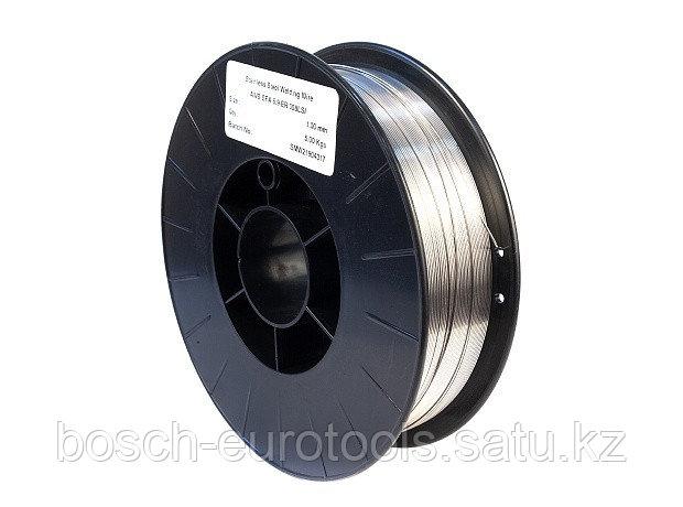 Проволока нержавеющая КЕДР MIG ER-308LSi Ø 1,2 мм (пластик кат. 5 кг)