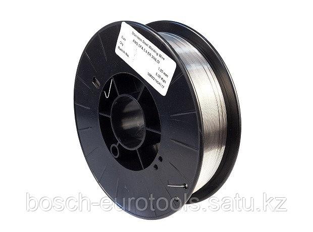 Проволока нержавеющая КЕДР MIG ER-308LSi Ø 1,0 мм (пластик кат. 5 кг)
