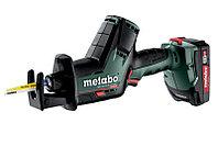 Metabo SSE 18 LTX BL Compact Аккумуляторная сабельная пила