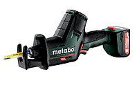 Metabo PowerMaxx SSE 12 BL Аккумуляторная сабельная пила