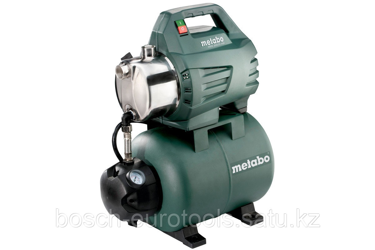Metabo HWW 3500/25 IНетx Насосная станция