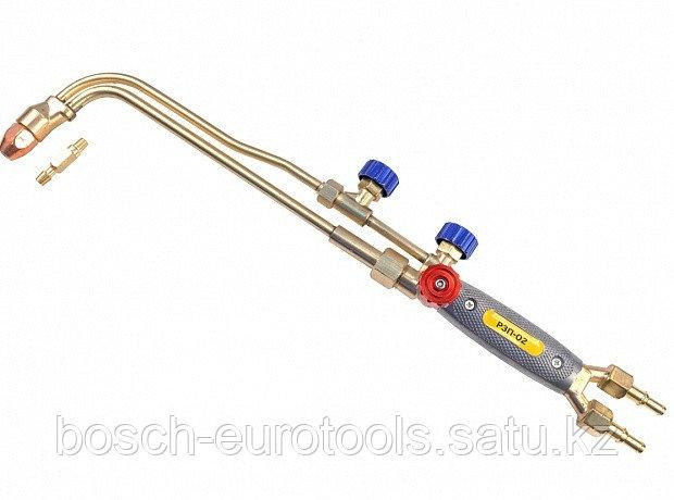 Резак пропановый КЕДР Р3П-02 (№ 3-4 вентиль)
