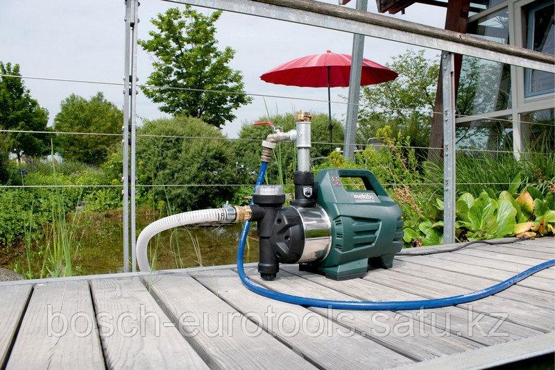 Metabo HWAI 4500 IНетx Автоматический насос для домового водоснабжения