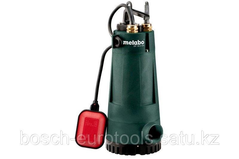 Metabo DP 18-5 SA Насос для грязной воды и строительного водоснабжения