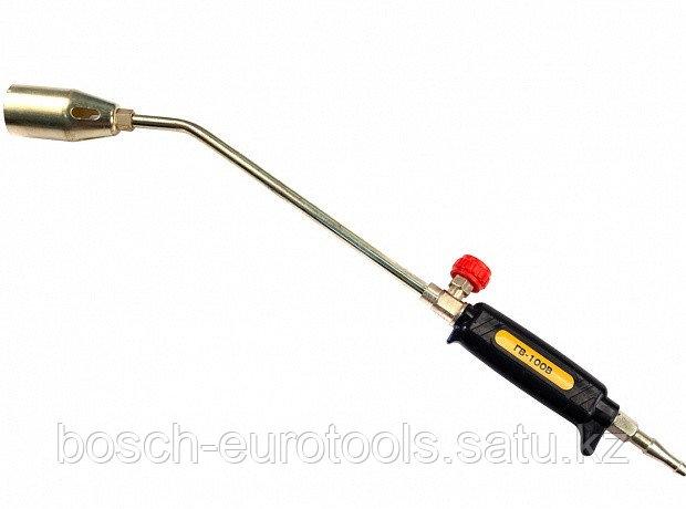 Горелка кровельная КЕДР ГВ-100В (L-490 мм ø 35 мм вентиль)
