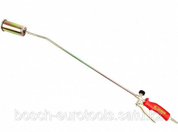 Горелка кровельная КЕДР ГВ-111Р (L-900 мм ø 50 мм вентиль рычаг)