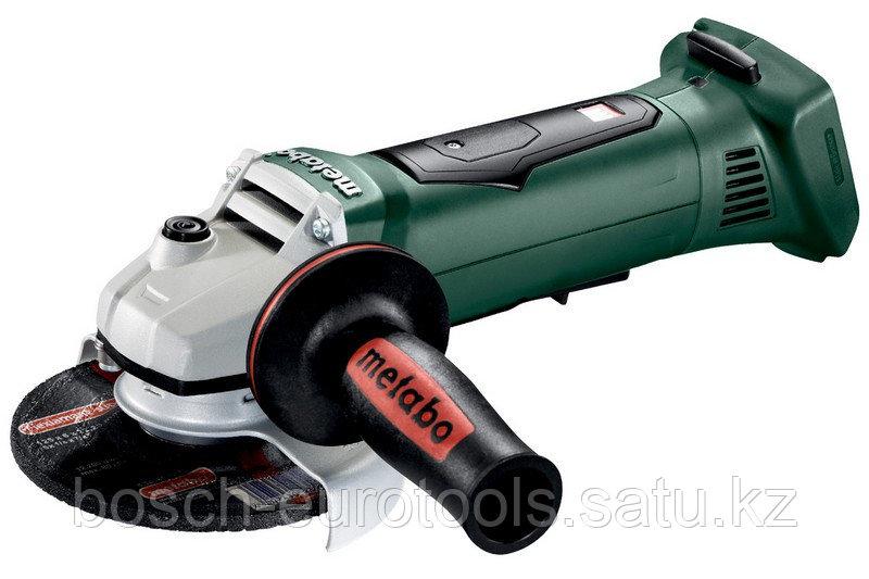 Metabo WP 18 LTX 125 Quick Аккумуляторная угловая шлифовальная машина