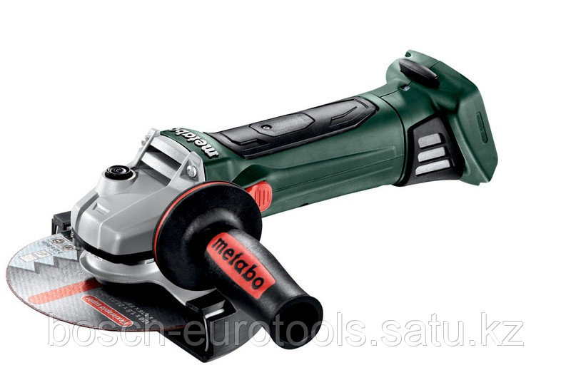 Metabo W 18 LTX 150 Quick Аккумуляторная угловая шлифовальная машина