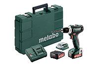 Metabo Set PowerMaxx BS 12 Аккумуляторная дрель-шуруповерт