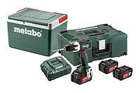 Metabo Set BS 18 LT Аккумуляторная дрель-шуруповерт