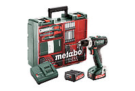Metabo PowerMaxx BS 12 Set Аккумуляторная дрель-шуруповерт
