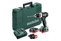 Metabo PowerMaxx BS 12 BL Q Pro Аккумуляторная дрель-шуруповерт