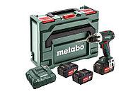 Metabo BS 18 LT Set Аккумуляторная дрель-шуруповерт