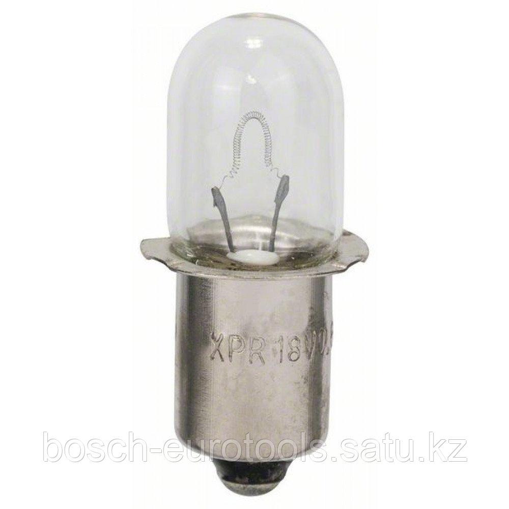 Лампа накаливания 18 V
