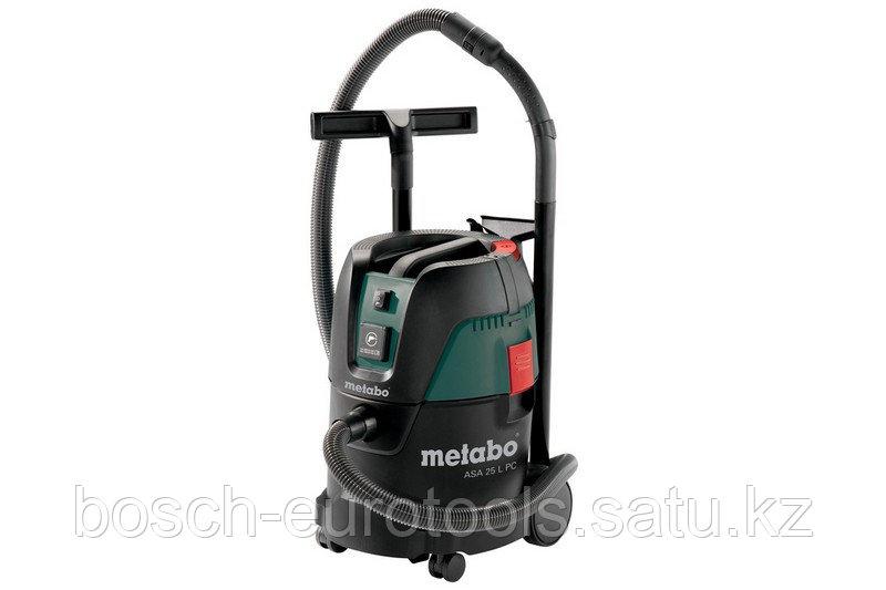 Metabo ASA 25 L PC Универсальные пылесосы