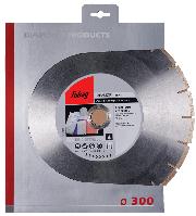 FUBAG Алмазный отрезной диск MH-I D300 мм/ 30-25.4 мм по мрамору