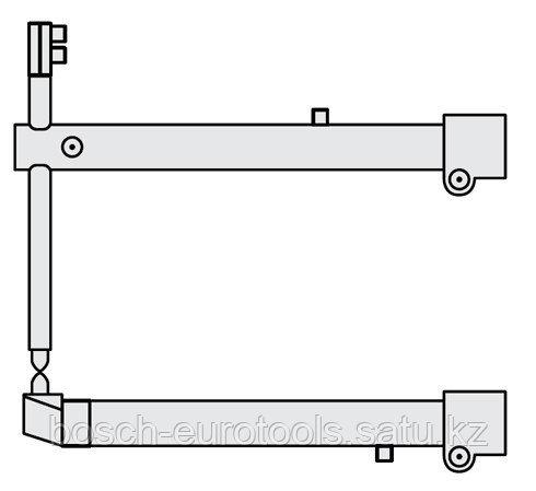 FUBAG Комплект плеч O 45 х 400мм прямые с уменьшенным электрододержателем для серии RV
