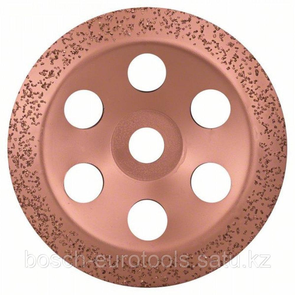 Твердосплавный чашечный шлифкруг 180 x 22.23 мм; среднезерн.. скошен.