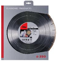 FUBAG Алмазный отрезной диск MH-I /плитка/сегмент._ диам. 350/30-25.4 мм по мрамору