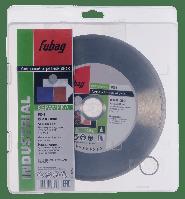 FUBAG Алмазный отрезной диск FZ-I D230 мм/ 30-25.4 мм по керамике