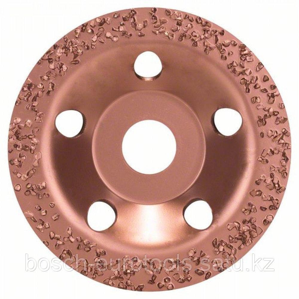 Твердосплавный чашечный шлифкруг 115 x 22.23 мм; крупнозерн.. плоск.