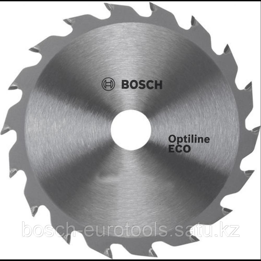 Пильный диск Optiline ECO 190x30x2.5. 24