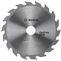 Пильный диск Optiline ECO 160х20/16 мм; Z36