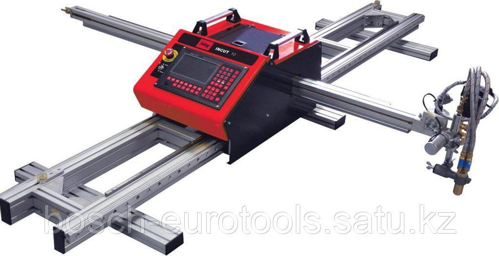 FUBAG Машина термической резки INCUT 10 + Направляющие рельсы + PLASMA 100 T + Горелка FB P100 6m