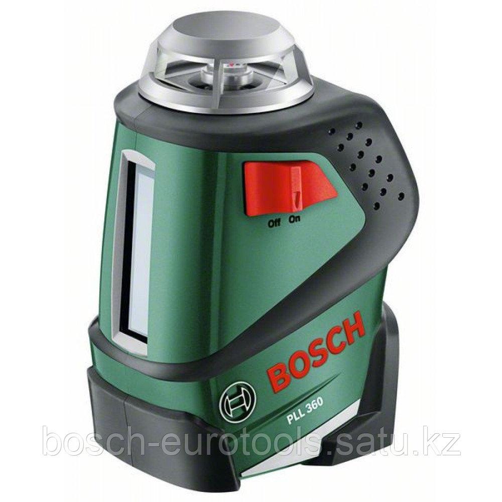 Лазерный нивелир Bosch PLL 360 Set (штатив в комплекте)